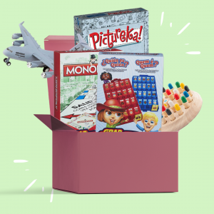 Family Games Giftbox