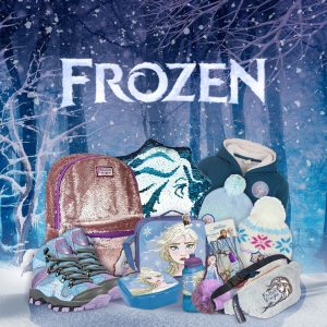 Frozen Gift Box